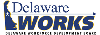 Delaware Workforce Development Board Logo