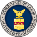 Picture of the US Department of Labor seal