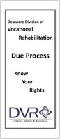Due Process - Know Your Rights Brochure