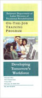 On-the-Job Training Brochure