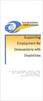 State Rehabilitation Council Brochure