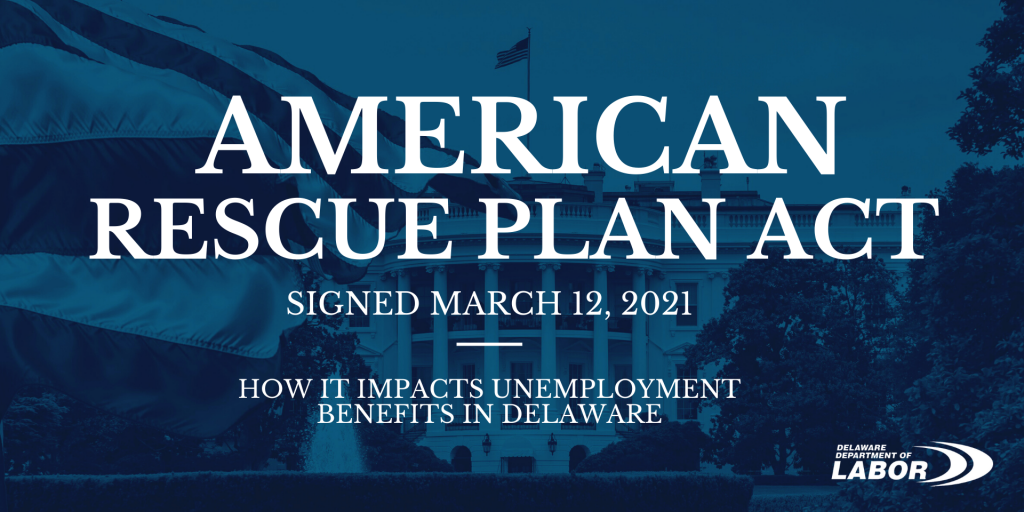 The American Rescue Plan Act