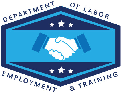 Division of Employment and Training Logo